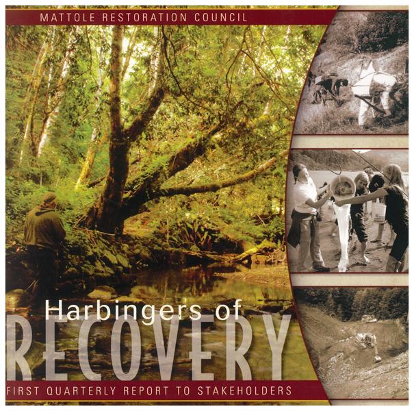 Harbingers Cover